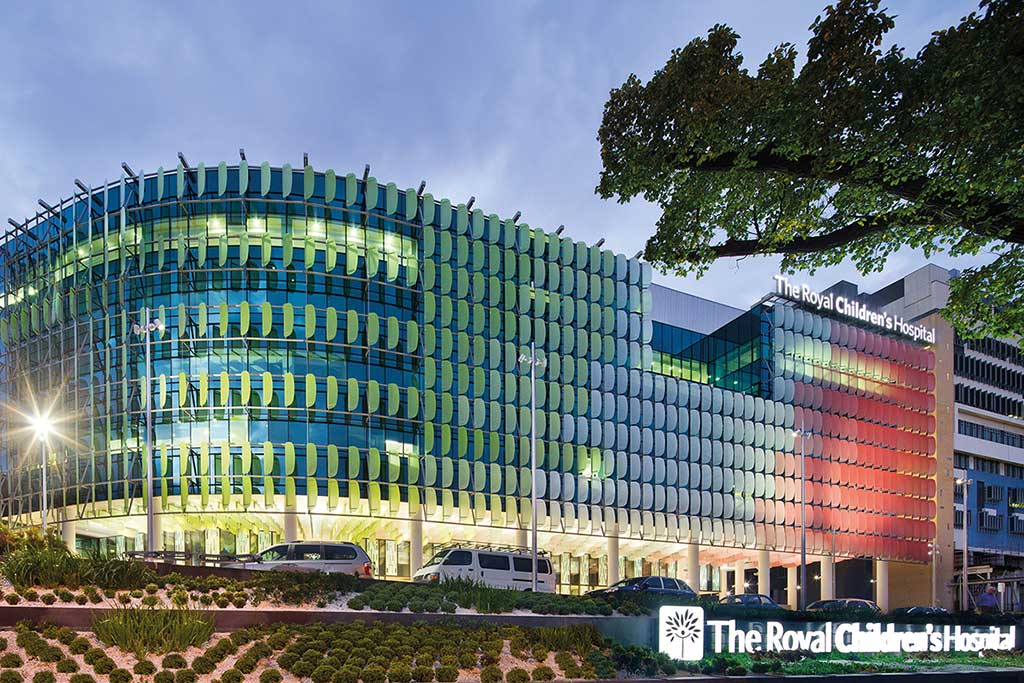 CDC Experience, Royal Children's Hospital Melbourne