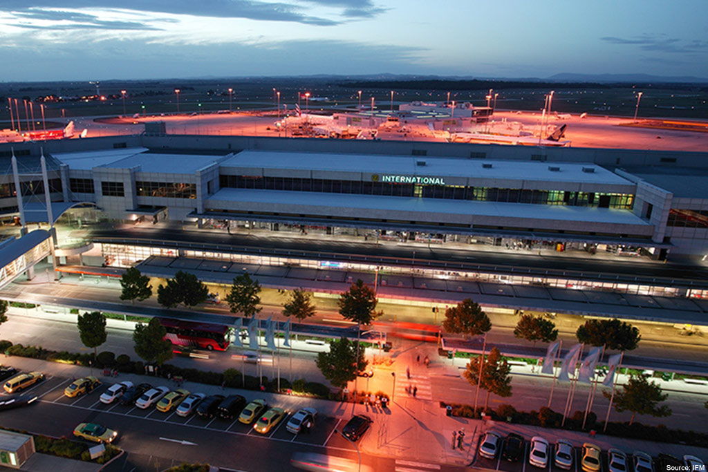 CDC Experience, Airports & Terminals
