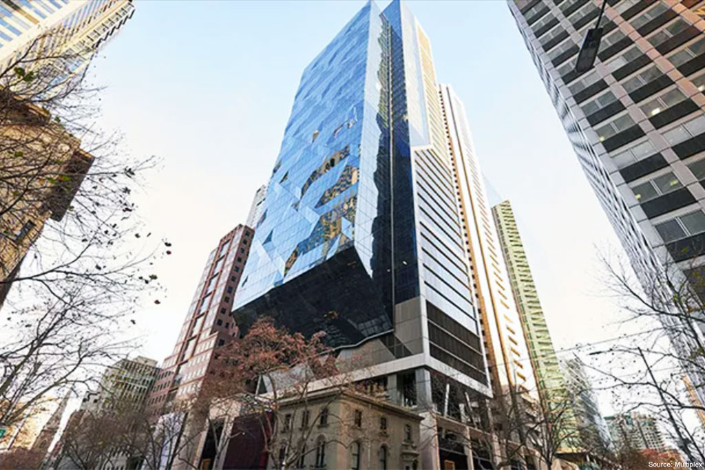 CDC Plumbing Prefabrication Solutions - Project Case Study, 80 Collins St